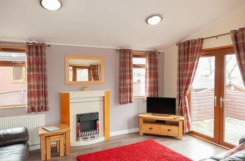 Last Minute Cottages - Tasteful Musselburgh Lodge S138824
