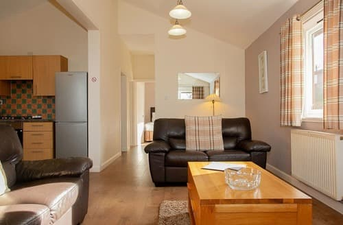 Last Minute Cottages - Stunning Musselburgh Lodge S138825