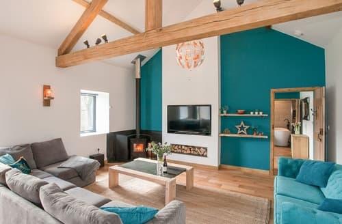 Big Cottages - Lovely Pontrhydygroes Cottage S138829