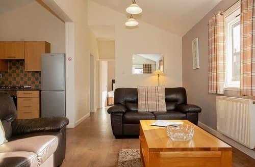 Last Minute Cottages - Superb Musselburgh Lodge S138849