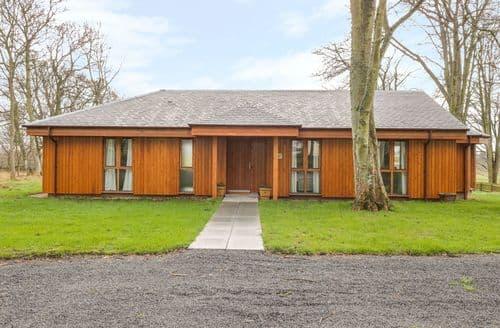 Last Minute Cottages - Blackadder Lodge