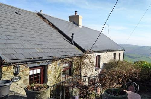 Last Minute Cottages - Luxury Llangeinor Cottage S138943