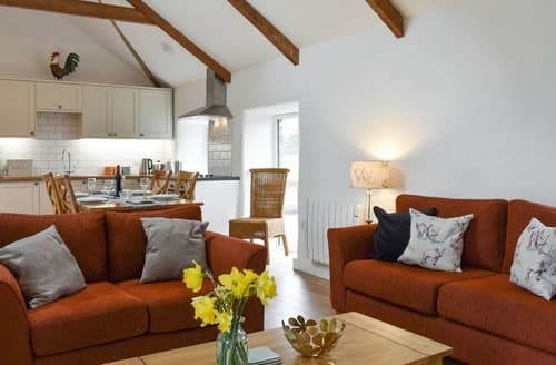 Last Minute Cottages - Superb Mount Hawke Cottage S138960