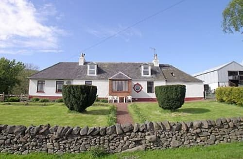 Last Minute Cottages - Quaint Girvan Cottage S23505