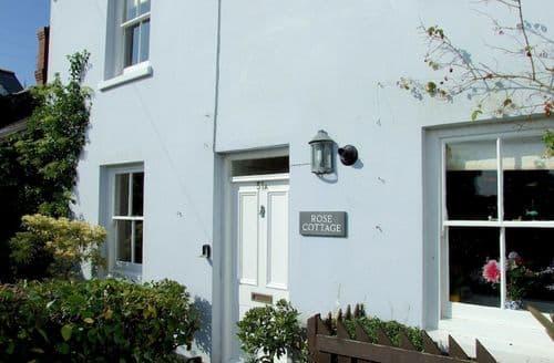 Last Minute Cottages - Beautiful Fowey Cottage S139218