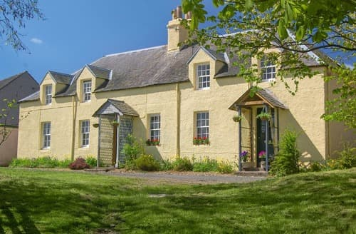 Last Minute Cottages - Quaint Near Kelso Cottage S139222