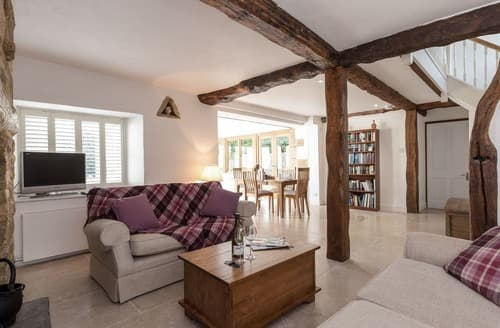 Last Minute Cottages - Attractive Nether Westcote Cottage S139452