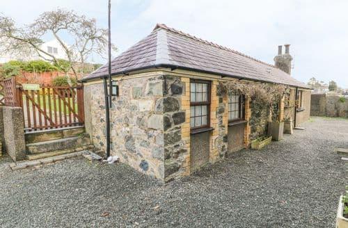 Last Minute Cottages - Splendid Criccieth Cottage S139525