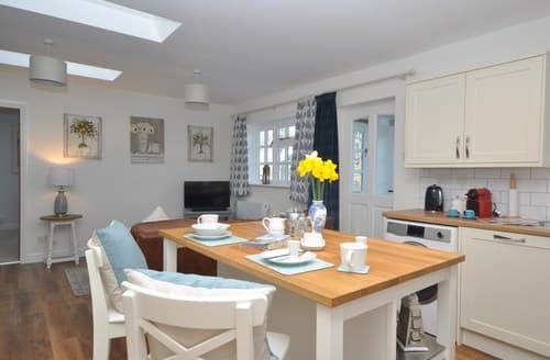 Last Minute Cottages - Attractive Pershore Barn S139557
