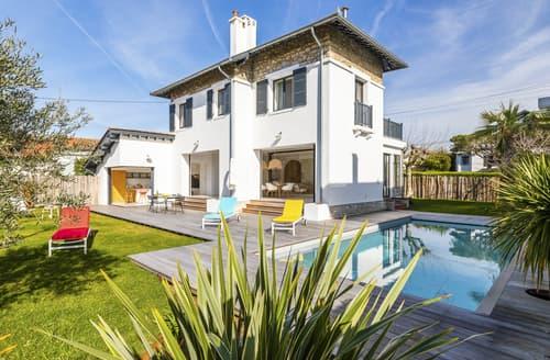Big Cottages - Delightful Biarritz Cottage S139653