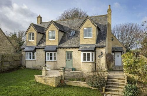 Big Cottages - Splendid Chipping Norton Cottage S139657