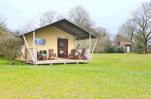 Last Minute Cottages - Exquisite Stonham Aspall  Lodge S139672