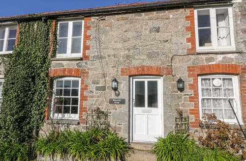 Last Minute Cottages - Tasteful Charlestown Cottage S139881