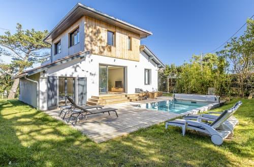Big Cottages - Charming Anglet Cottage S140099