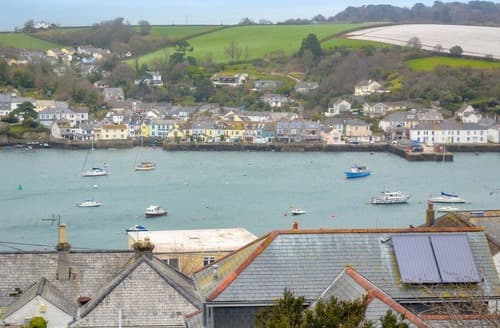 Last Minute Cottages - Stunning Falmouth Cottage S140125