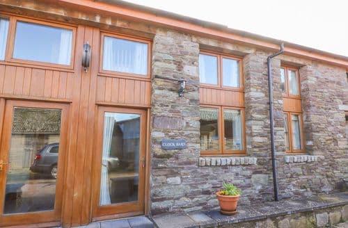 Last Minute Cottages - Excellent Talgarth Cottage S140208