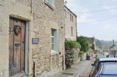 Last Minute Cottages - Delightful Bradford On Avon Cottage S42097