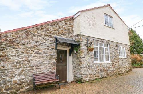 Last Minute Cottages - Luxury Looe Cottage S140303