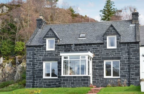 Last Minute Cottages - Attractive Kyle Of Lochalsh Cottage S140455