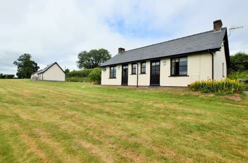 Last Minute Cottages - Excellent Brecon House S140462