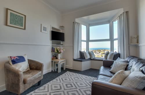 Last Minute Cottages - Flat 5, 7 Barnoon Terrace