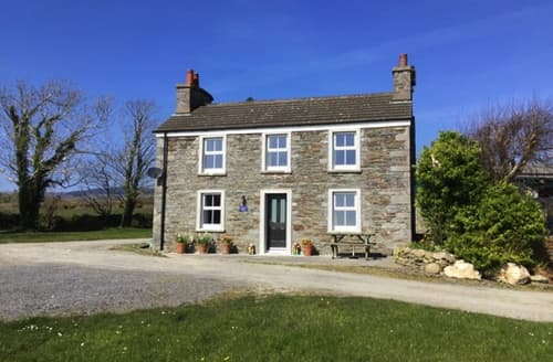 Last Minute Cottages - Balladuke Farmhouse