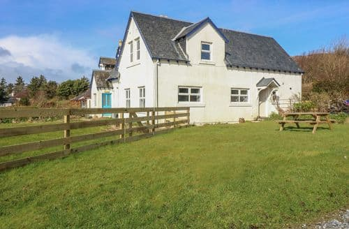 Last Minute Cottages - Luxury Kilchoan Cottage S140711