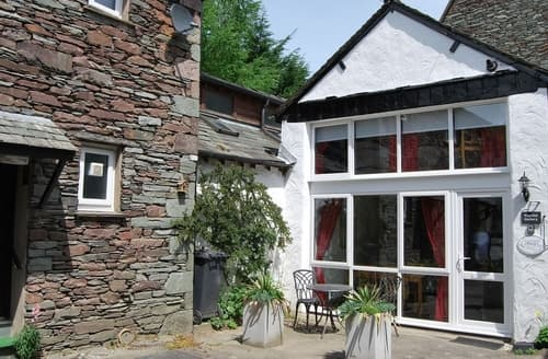 Last Minute Cottages - Cosy Grasmere Cottage S140731