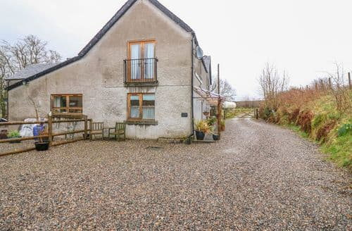 Big Cottages - Drimnatorran Farm Lodge