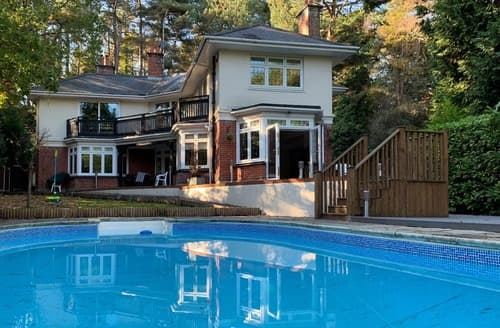 Last Minute Cottages - Bournemouth Retreat