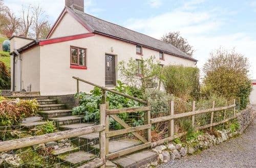 Last Minute Cottages - Adorable Machynlleth Cottage S141062