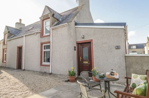 Last Minute Cottages - Exquisite Buckie Cottage S141065