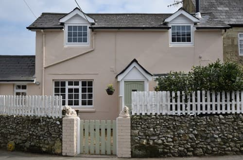 Last Minute Cottages - Excellent Ventnor Cottage S141245