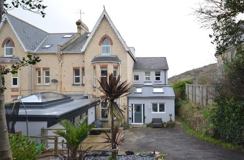 Last Minute Cottages - Inviting Ilfracombe House S141249