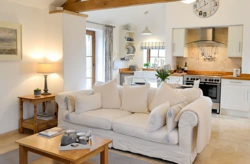 Last Minute Cottages - Stunning St Just Cottage S141265