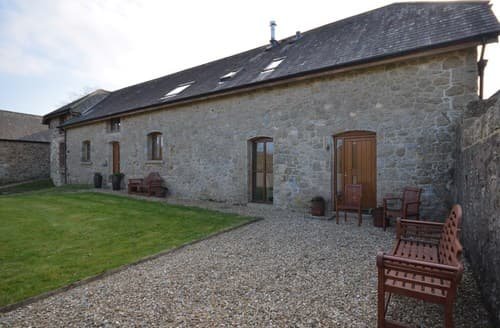 Last Minute Cottages - Luxury Okehampton Barn S141342