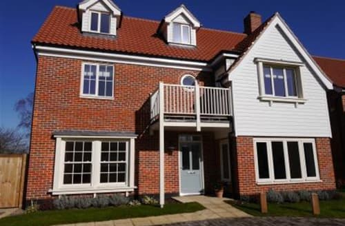 Last Minute Cottages - Charming Walberswick Cottage S141571