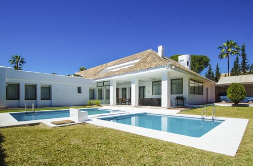 Last Minute Cottages - Villa Zarzamora