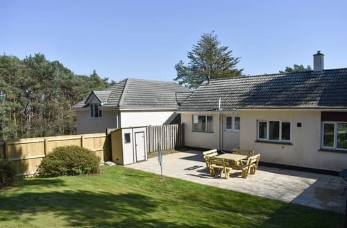 Last Minute Cottages - Caddie - UK11038