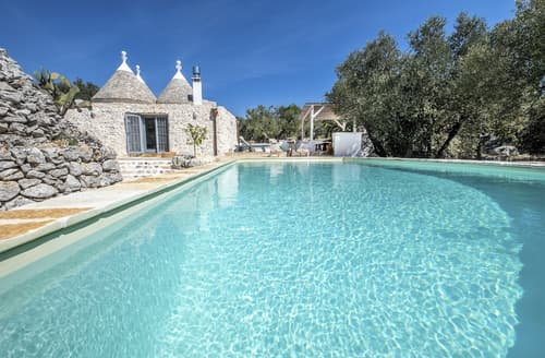 Last Minute Cottages - Trullo di Amore