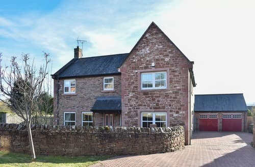 Big Cottages - Luxury Langwathby Cottage S141901