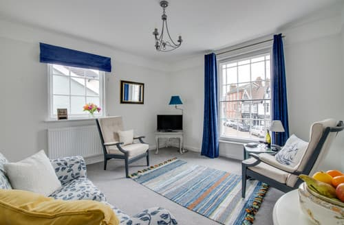 Last Minute Cottages - Charming Framlingham Apartment S141909