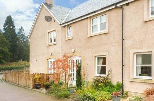 Last Minute Cottages - Superb Jedburgh Cottage S42487