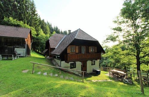 Last Minute Cottages - Brentlhütte