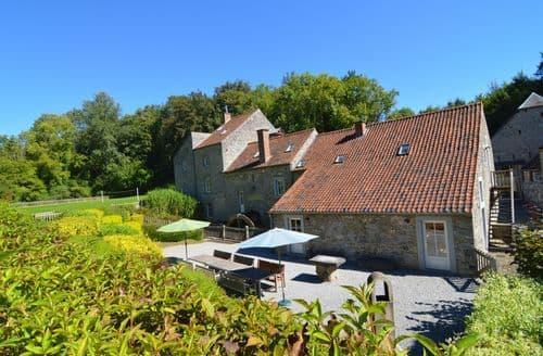 Last Minute Cottages - Le Moulin de Denée