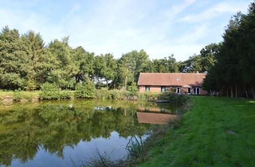 Last Minute Cottages - Het IJsvogeltje