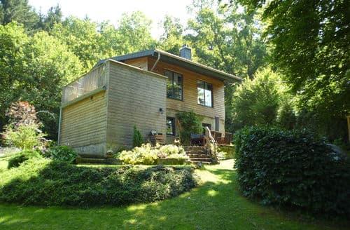 Last Minute Cottages - Stunning Vieuxville Lodge S144410