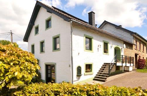 Last Minute Cottages - Adorable Bütgenbach Cottage S144441