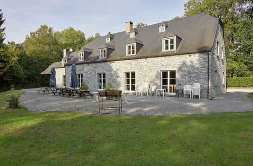 Last Minute Cottages - Luxury Maredsous/Sosoye Cottage S144837