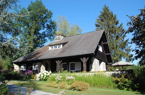 Last Minute Cottages - Wonderful Vielsalm Cottage S145093